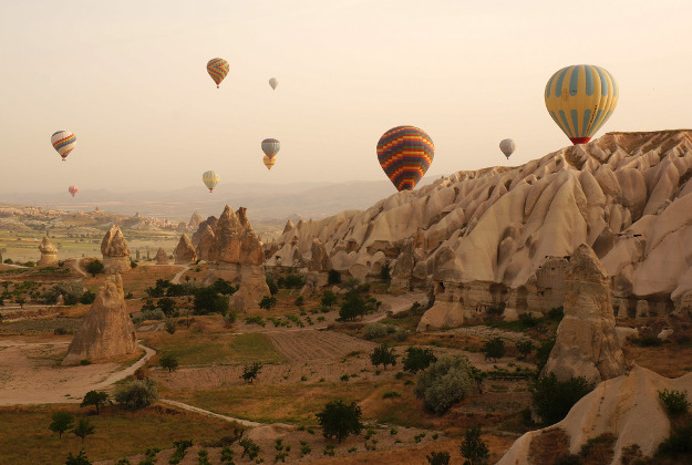 Danish Tourist Killed in Balloon Accident Turkey