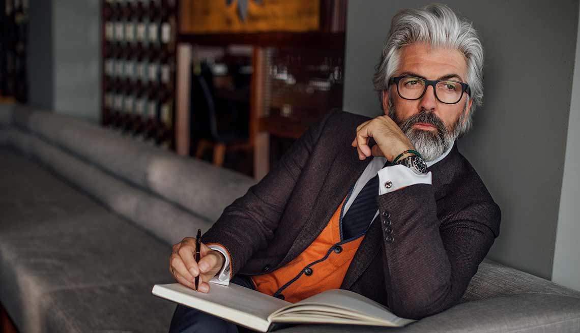 Fashion Tips for Aging Men