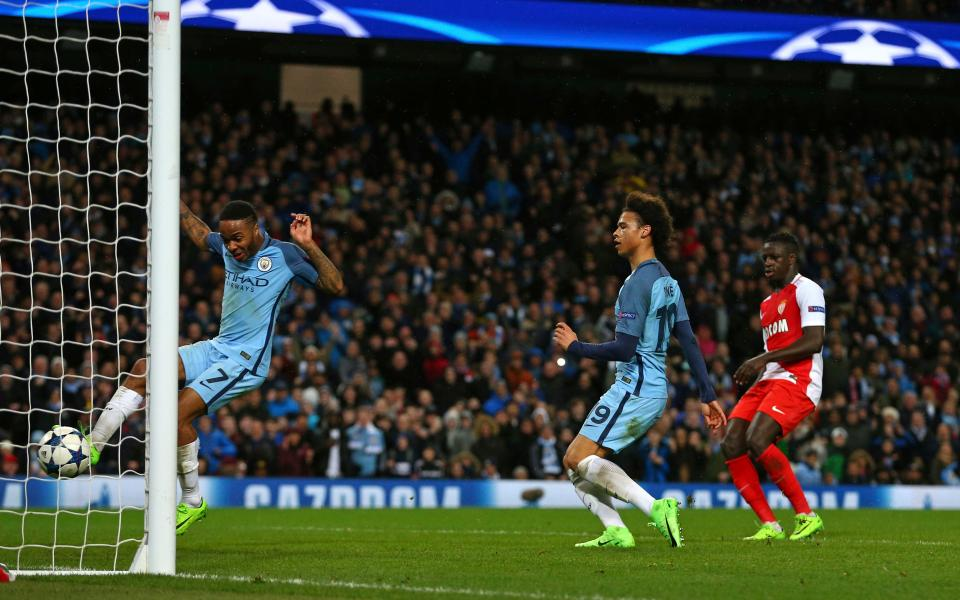 Manchester City Spectacular Win over Monaco