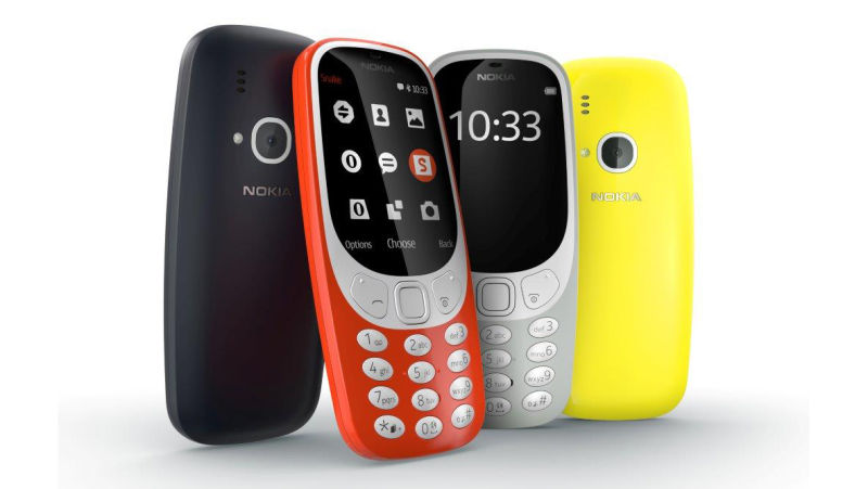 New Nokia 3310 steals the show at Mobile World Congress