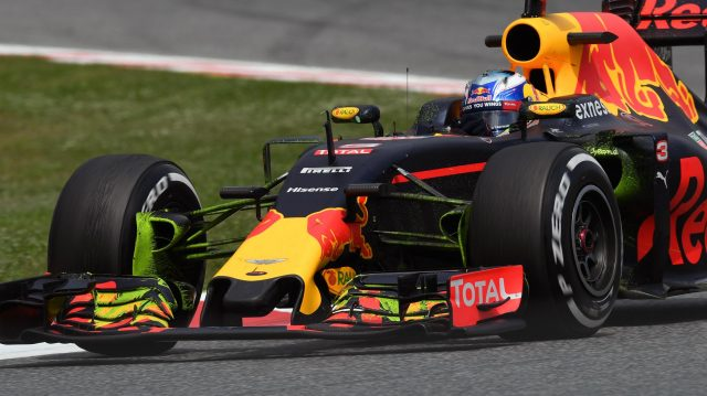 Not a Good Start for Red Bull Formula 1 in Barcelona