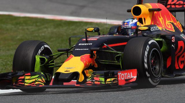 Not a Good Start for Red Bull Formula 1 in Barcelona