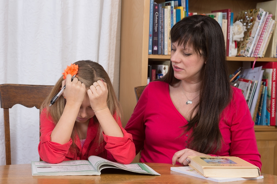 Parents Role in Children Homework