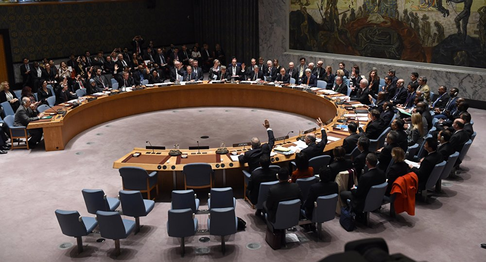 Russia and China Block Syria Resolution at Security Council