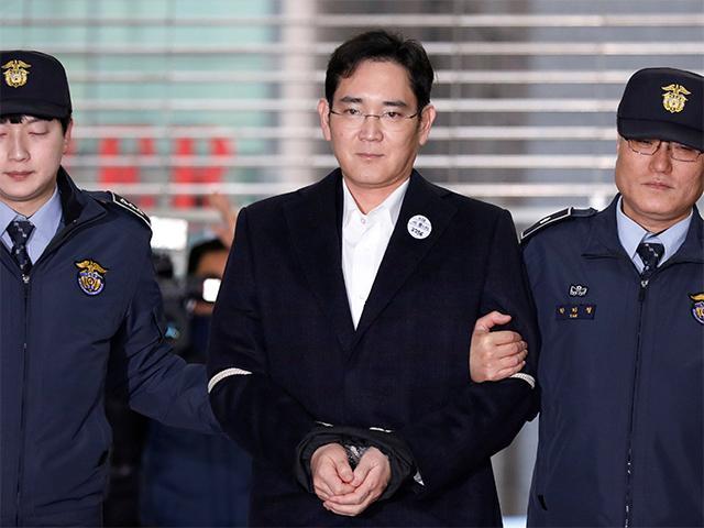 Samsung Heir is Under Investigation in a Corruption Scandal