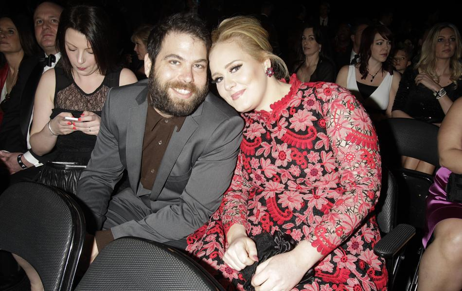 Adele Married to Simon Konecki
