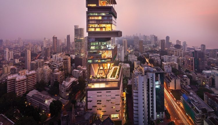 Antilla, India