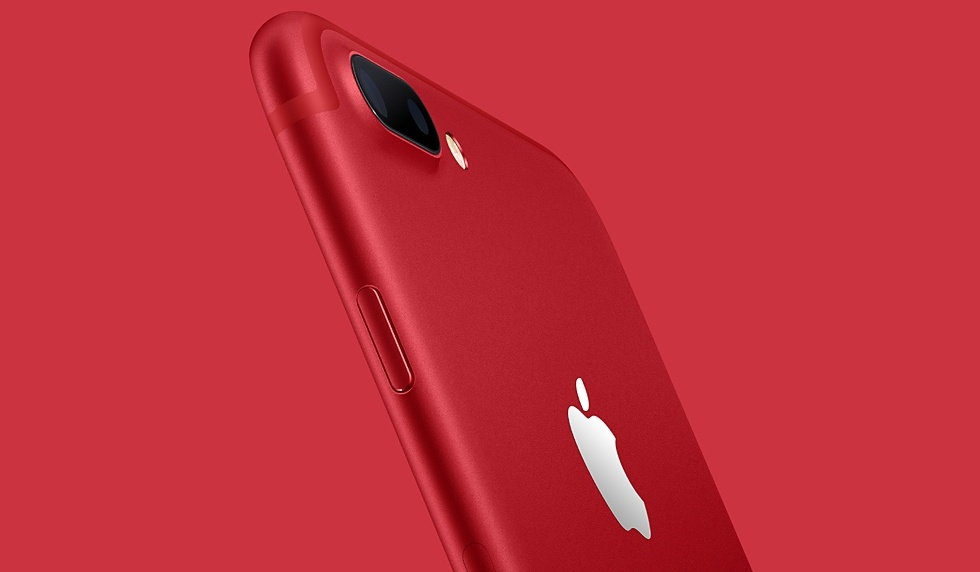 Apple Releases New Bright Red iPhone
