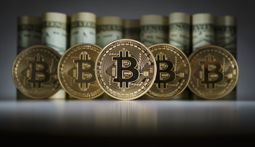 Cryptocurrency Bitcoin Continues to Advance