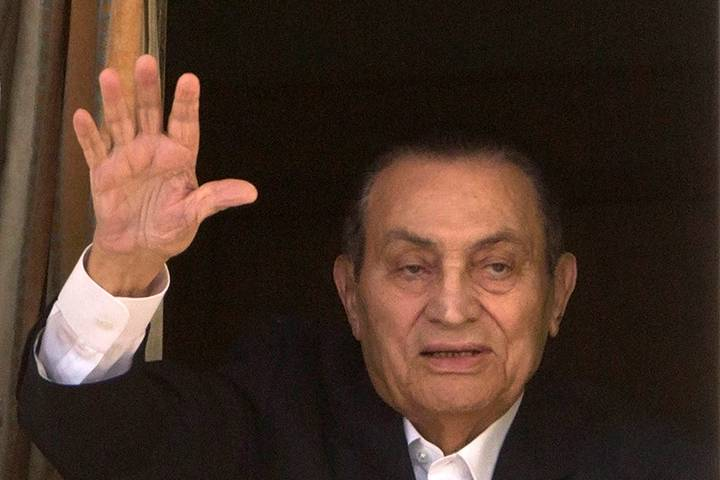 Former Egypt President Hosni Mubarak is Released