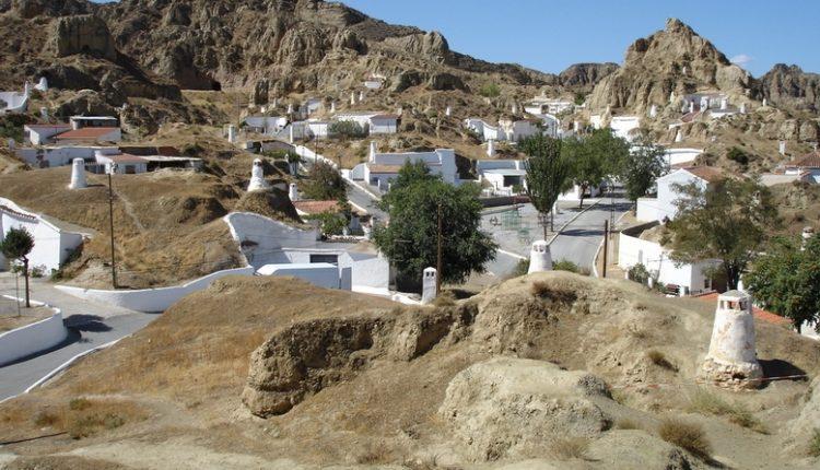 Guadix Spain