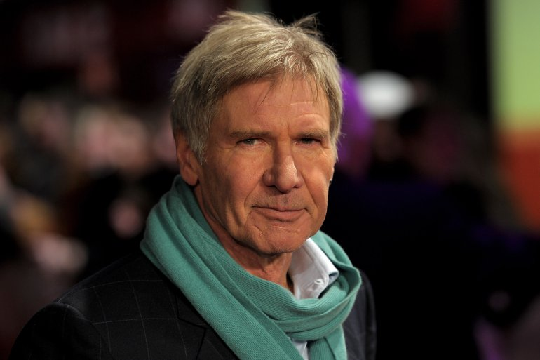Harrison Ford Takes to the Sky Once Again