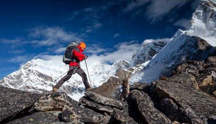 Himalayas Trekking, Nepal