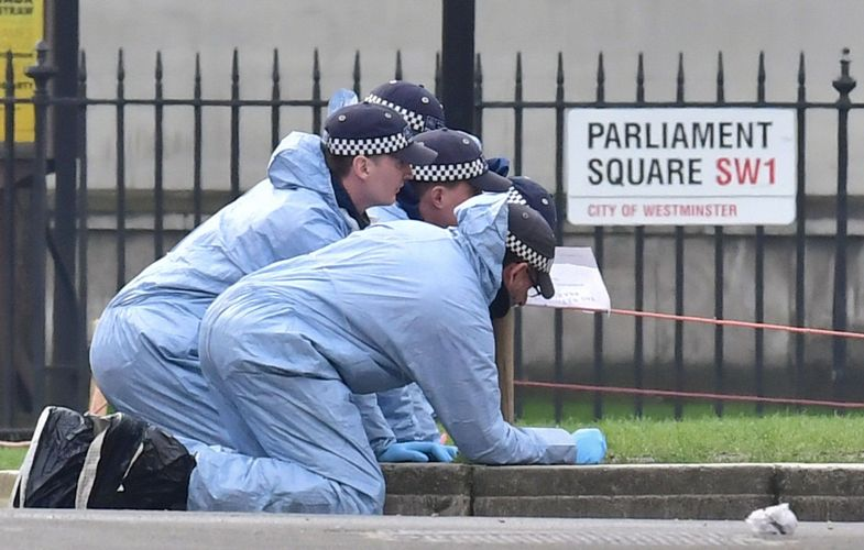 Isis Claims Responsibility for London Terror Attack