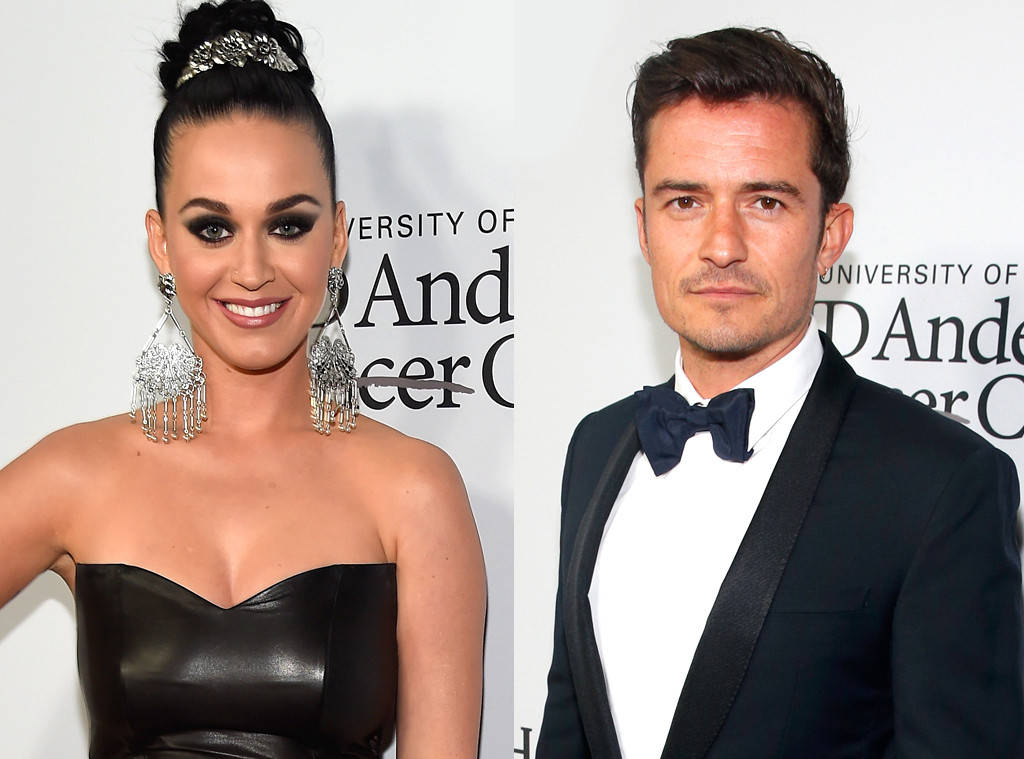 Katy Perry Split with Orlando-No Marriage No Kids
