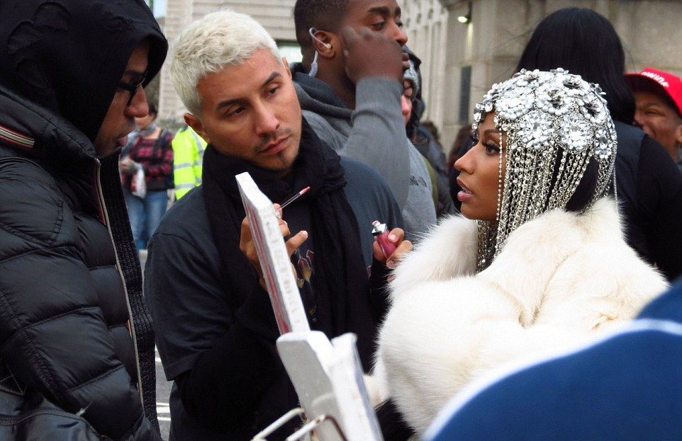 Nicki Minaj Cuts London Bridge Scene from Video after Terror Attack