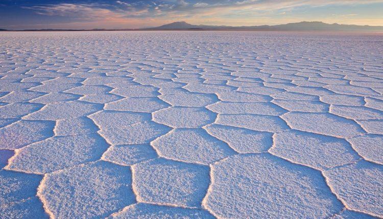 Salar Uyuni Salt Flats, Bolivia