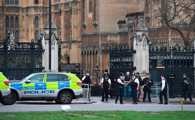 Several Injured in UK-Shooting near British Parliament