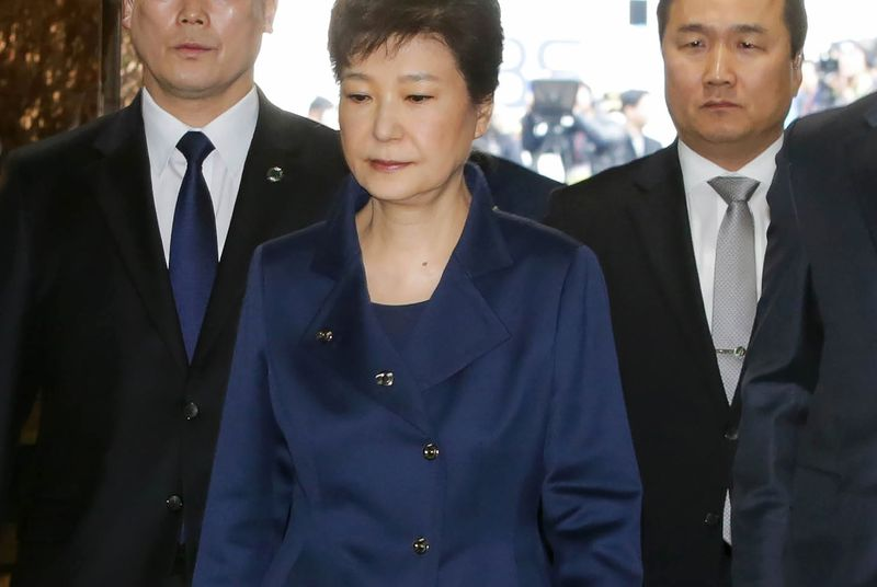 South Korean Ex-President Park Geun-Hye Arrested in Corruption