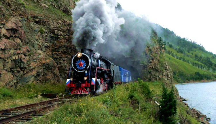 Trans-Siberian Railway Express Moscow Russia