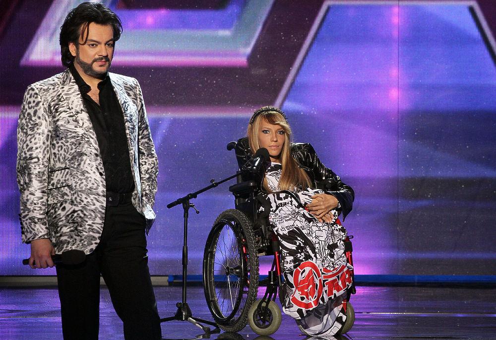 Ukraine Examines Russian Eurovision Singer Yulia Samoilova