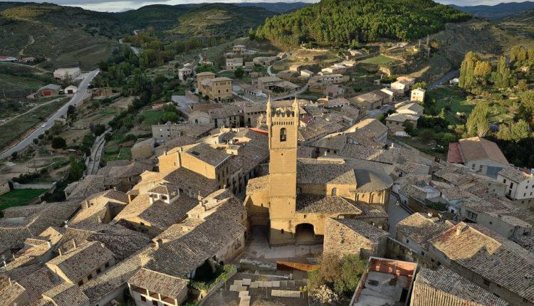 Uncastillo Spain