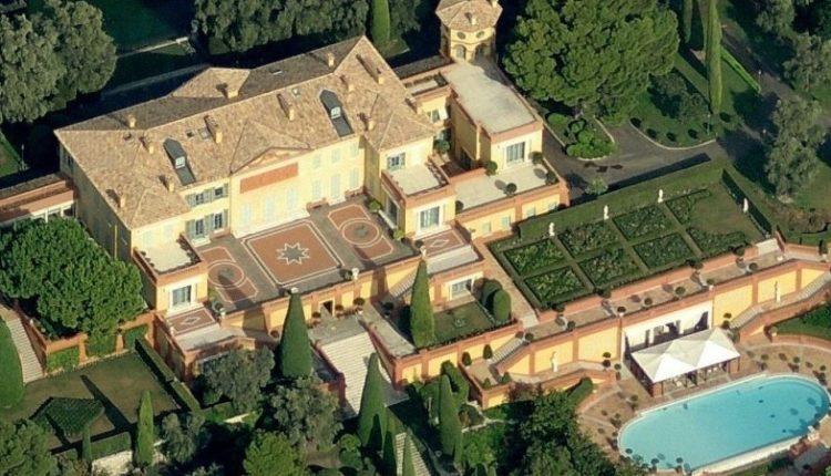 Villa Leopolda, France