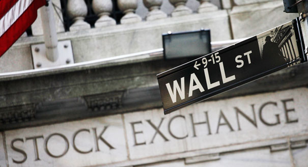 Wall Street New York Ends in 2019 with Small Profits