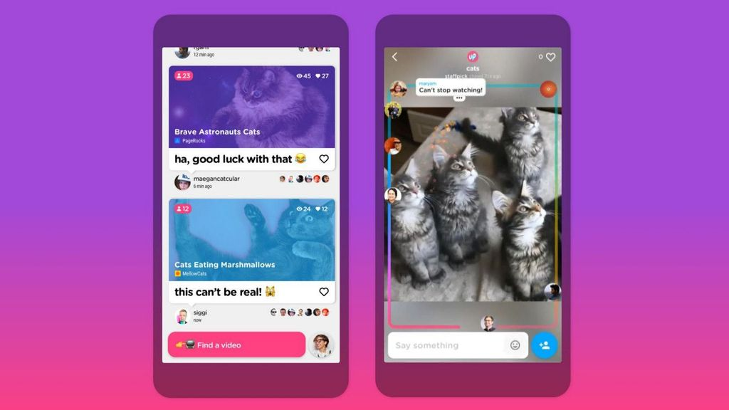 YouTube Video Sharing App Uptime-Taking on Facebook Live