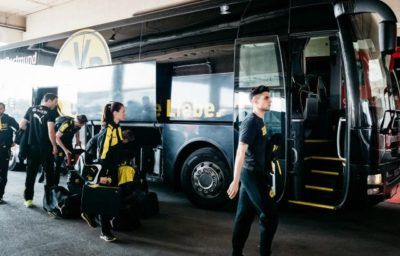 Explosions at Dortmund Team Bus-Players Injured, Game Cancelled