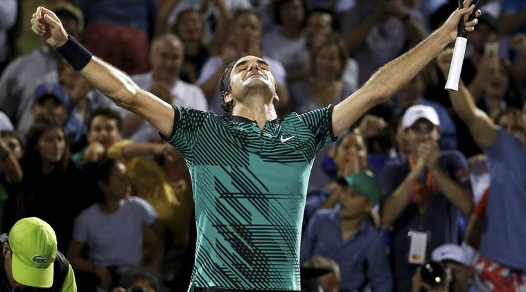 Federer Beats Nadal in Miami Open Final