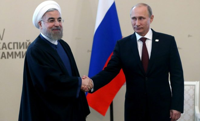 Russia and Iran Threat to United States America-Careful in Syria