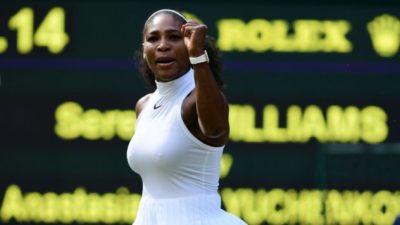 Serena Williams Reveals Pregnancy with 20 weeks Selfie