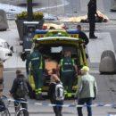 Stockholm Terror Attack killed Four People-Police Arrest Suspect