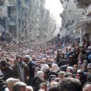 Syria Accuses US Airstrike Poison Gas Killed Hundreds