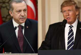 Trump Congratulates Erdogan Referendum Victory