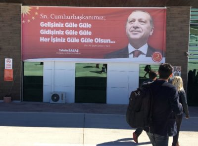 Turkey Referendum-Two Killed in Shooting for Erdogan Yes-Camp