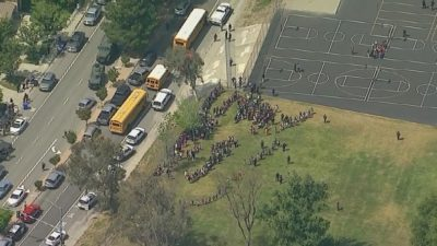Two dead in Elementary School Shooting in California