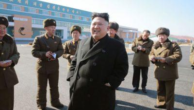 North Korea Says Nuclear War on Peninsula Is Inevitable