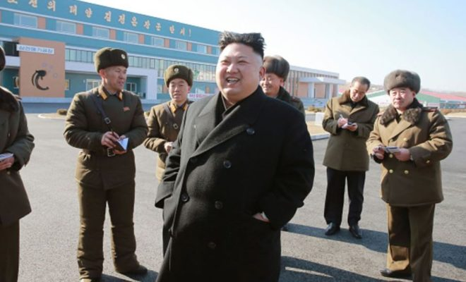 Kim Jong-un Replaces Three Top Rank Soldiers