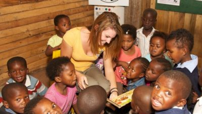 Volunteer Work in Africa