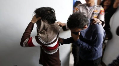 2 Gay Indonesian Men Sentenced to 85 Lashes
