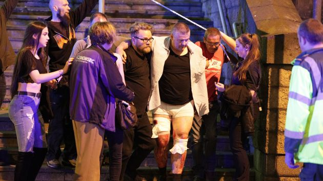 At Least 20 Dead in Explosion at Ariane Grande Concert Manchester
