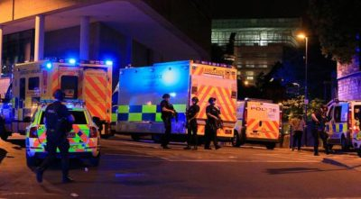 Manchester Ariana Grande Attack-Islamic State claims Suicide Bomb