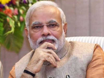Indian Prime Minister Modi's Twitter Account Hacked