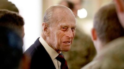 Prince Philip Step Down Royal Engagements