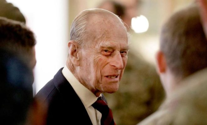 Prince Philip Step Down Royal Engagements