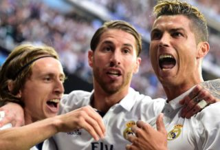 Real Madrid Beat Atlético 3-0 in Semi-Final Champions League