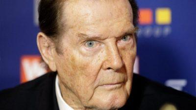 Sir James Bond Actor Roger Moore Died