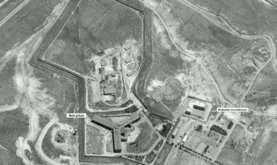 US Says Syrians Built Crematorium at Prison